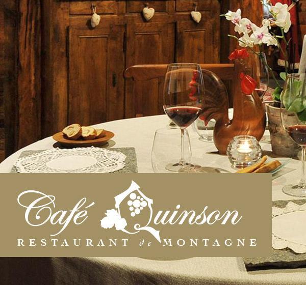 <span>Cafè Quinson</span><i>→</i>
